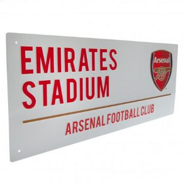 Arsenal Emirates Stadium Street Sign